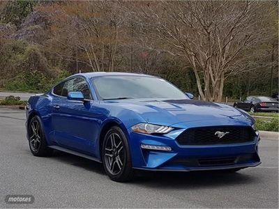 brugt Ford Mustang Mustang 2.3 EcoBoost 231kWFastback