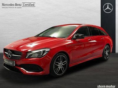 usado Mercedes CLA220 Shooting Brake d 7G-DCT AMG-LINE