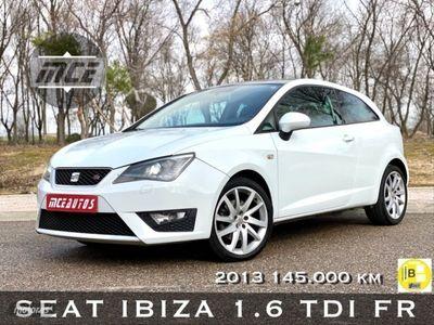 usado Seat Ibiza SC 1.6 TDI 105cv FR ITech