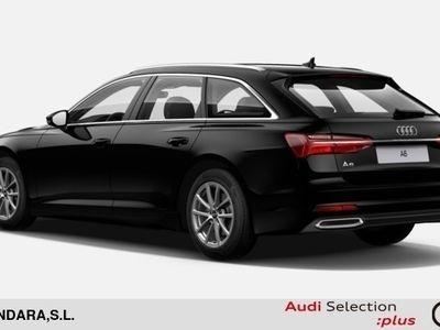 usado Audi A6 Avant 35 TDI 120 kW (163 CV) S tronic Diésel Negro matriculado el 12/2020