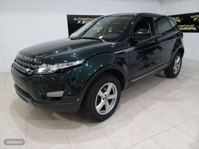 used Land Rover Range Rover evoque 2.0L eD4 Diesel 150CV 4x2 SE