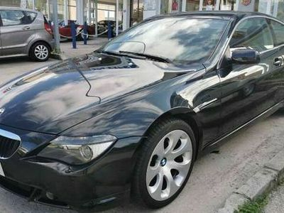 usado BMW 630 MANUAL 6VEL. IMPOLUTO. 12 MESES DE GARANTIA