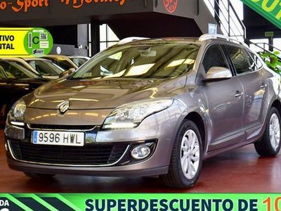 usado Renault Mégane GT S.T. 1.2 TCE Energy Style S&S