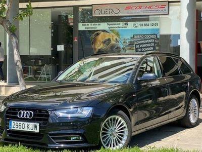 usado Audi A4 Avant 2.0TDI DPF 120