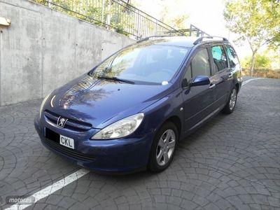 usado Peugeot 307 SW Pack 2.0 HDi 110