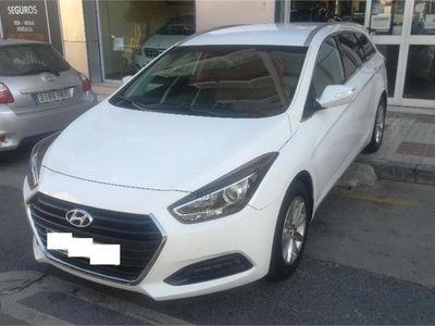 usado Hyundai i40 CW 1.7 CRDi 115cv BlueDrive Klass