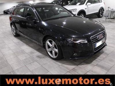 usado Audi A4 Avant 2.0 Tdi 143cv Quattro 5p. -11