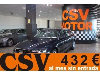 usado Audi A6 AVANT 3.0TDI 204CV MULTITRONIC **432€/MES**