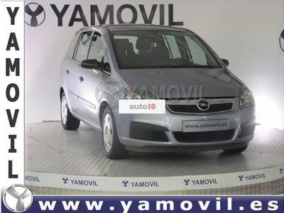 usado Opel Zafira 1.6 16V 105CV