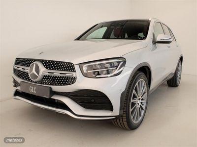 usado Mercedes 200 GLC GLC4Matic 9G-Tronic