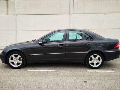 usado Mercedes C200 K Avantgarde