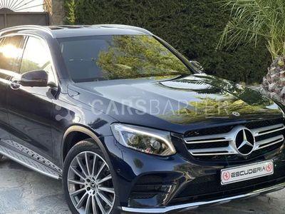 usado Mercedes GLC350 350d 4Matic Aut.
