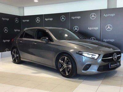 usado Mercedes A180 d 7G-DCT+PAQUETE PREMIUM+PAQUETE NIGHT