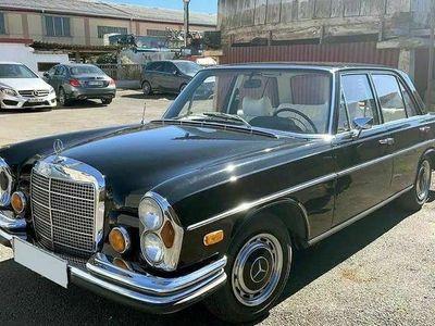 usado Mercedes S280 1973
