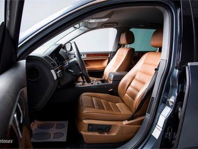 used VW Touareg 3.0 V6 TDI Motion Tiptronic