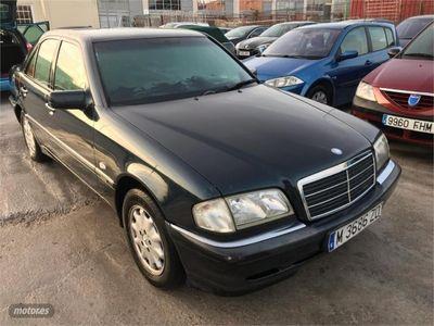 usado Mercedes C200 Clase CK ELEGANCE
