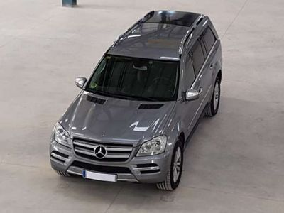 usado Mercedes GL350 CDI 4M BE Aut.