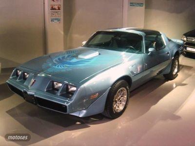 used Pontiac Firebird TRANS AM 400cc., T-Top, historico en STOCK