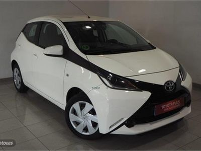 usado Toyota Aygo 1.0 VVT-i x-play Business (Dto. de financiación i