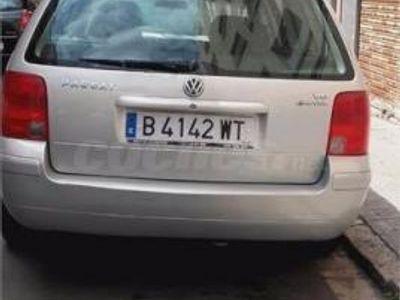 usado VW Passat 2.8 V6 Variant 4motio Tiptronic Highline 5p. -00