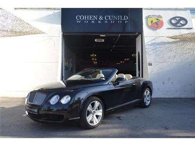 usado Bentley Continental GTC 6.0 W12 Twin Turbo Auto 560cv