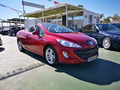 usado Peugeot 308 CC 1.6 THP
