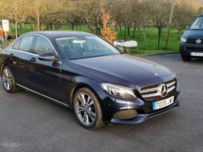 usado Mercedes C220 d 4Matic 7G Plus