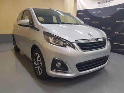 usado Peugeot 108 1.0 VTi S&S Allure 72