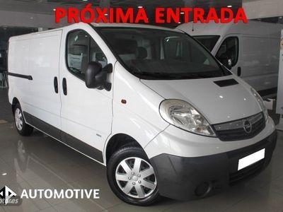 usado Opel Vivaro Fg. 2.0CDTI 29 L2H1