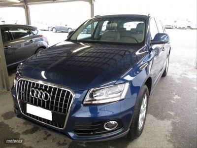 usado Audi Q5 2.0 TDI clean 140kW Q Black line edition