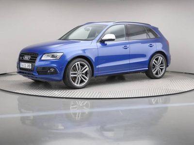 usado Audi SQ5 3.0 Tdi 313cv Quattro Tiptronic