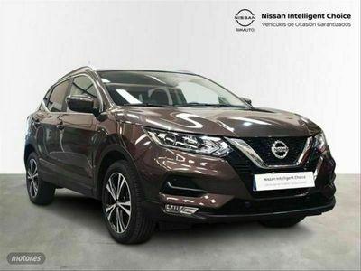 usado Nissan Qashqai 1.7dci Acenta 4x2 150 cv en Teruel