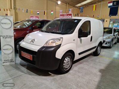usado Citroën Nemo FURGÓN 1.2HDI