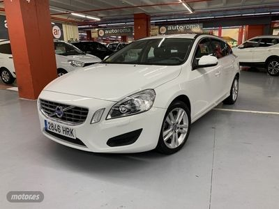 brugt Volvo V60 2.0 D4 Momentum Autom. 120kW (163CV)