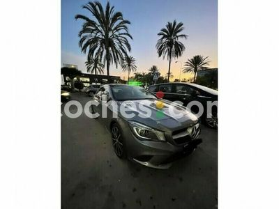 usado Mercedes 170 Clase A A 220cdi Be Amg Line 7g-dctcv en Malaga