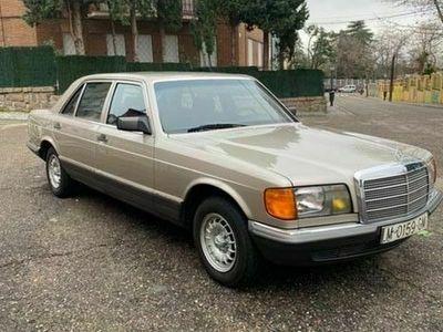 usado Mercedes 280 w126 1985