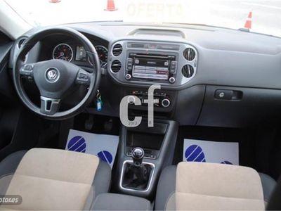usado VW Tiguan 2.0TDI BMT Sport 4Motion 140cv financiamos el 100%