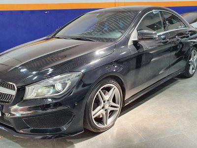usado Mercedes CLA220 CDI AMG Line 7GDCT