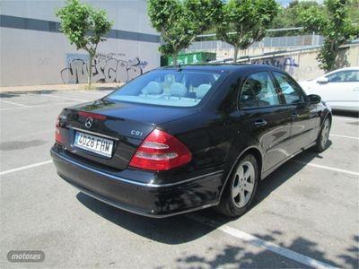 brugt Mercedes E280 Clase ECDI Avantgarde