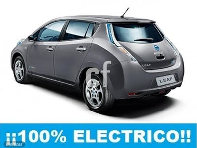 usado Nissan Leaf 5p 109 CV Acenta 30 kWh Flex