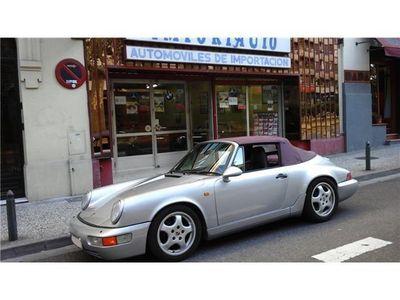 usado Porsche 911 Carrera Cabriolet 964 3.6 2