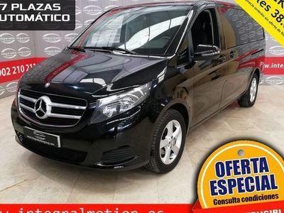 usado Mercedes V220 Clased Exclusive Largo
