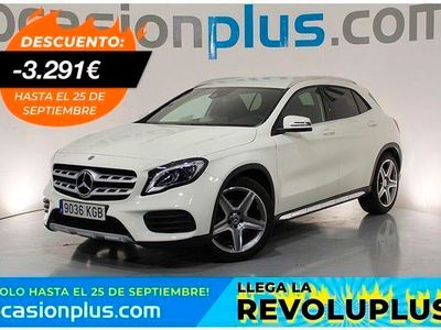 used Mercedes GLA200 Clase7G-DCT