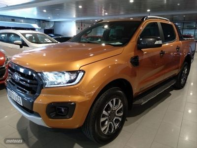 usado Ford Ranger 2.0 TDCi 157kW 4x4 Dob Cab Wildtrack AT