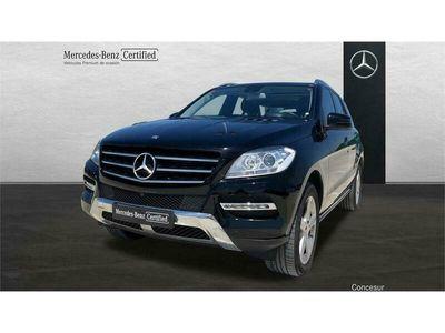 usado Mercedes 250 BlueTEC 4MATIC