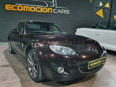 usado Mazda MX5 1.8 Style Roadster Coupé 2p