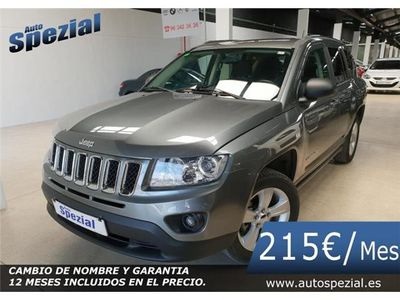usado Jeep Compass 2.2crd limited 4x2 diesel