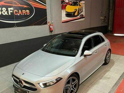 usado Mercedes A220 7G-DCT