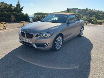 usado BMW 220 2er Cabrio Aut. Luxury Line