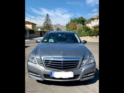 usado Mercedes E350 Estate CDI BE Avantgarde 7G